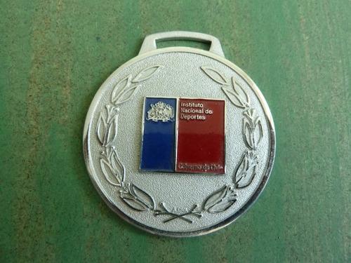 medalla inst. nacional de deportes chile - vp