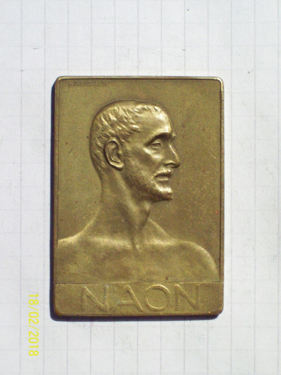 Medalla Juan Jose Naon Maestro De Anatomia 1856-1920 37 Gr 5 - $ 394 ...