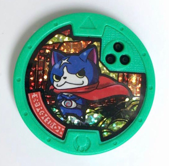 Medalla levinyan hovernyan yo kai watch yokai for Chambre yo kai watch