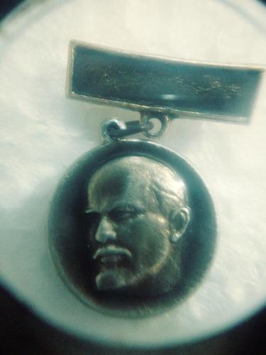 medalla lider comunista lenin ejercito union sovietica