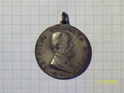 medalla mar del plata patricio peralta ramos 1921 10,7 gr 30