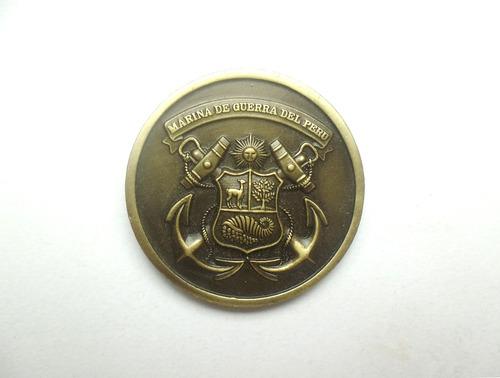 medalla marina de guerra del peru
