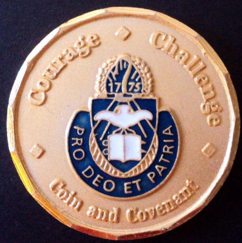 medalla militar courage challenge pro deo et patria us