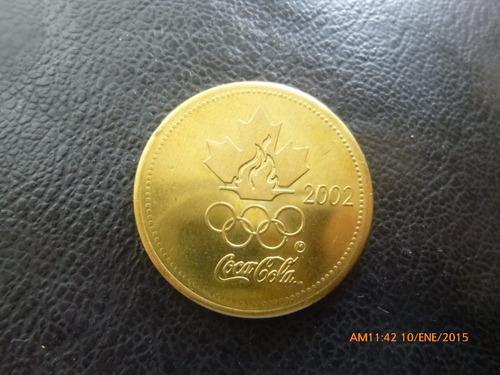 medalla olimpiadas canada scott niedermayer 2002 coca c(735z