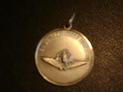 medalla - premio fuerza aérea argentina