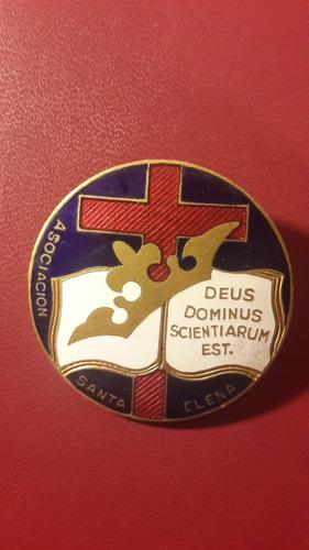 medalla prendedor asociación santa elena, mt071