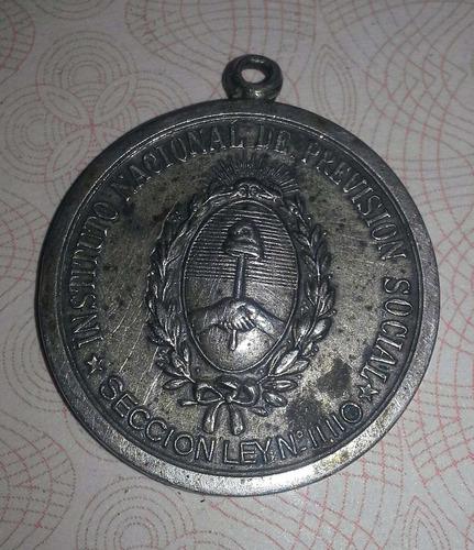 medalla previsión social de 1946