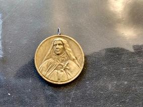 b46229f41de Medalla Unica Santa Teresa De Los Andes Chile en Mercado Libre Chile