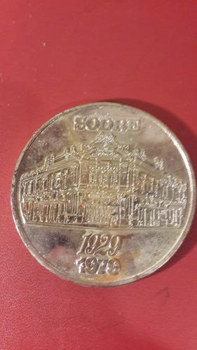 medalla sodre 50 años de aplausos 1979, 68 mm, mt130