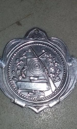 medalla tiro federal argentino b aires