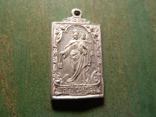 medalla virgen del carmen - vp