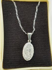 7f70815f78a5 Medalla En Plata De La Virgen Del Carmen en Estado De México en Mercado  Libre México