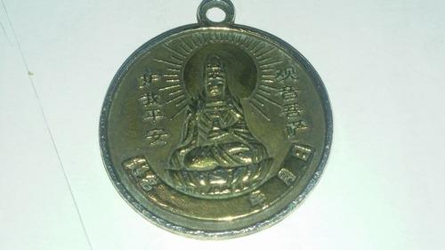 medalla zodiacal caballo moneda de la suerte feng shui