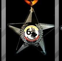 medallas acrilicas full color , placas, reconocimientos