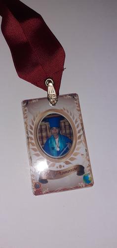 medallas carnet personalizado para promociones