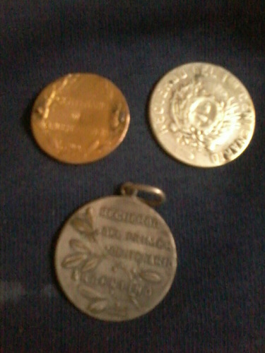 medallas centenario argentina