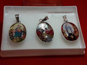 07d647913fe7 Medallas De Plata Virgen Maria