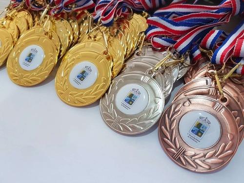 medallas deportivas 50mm