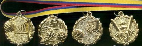 medallas deportivas placas trofeos