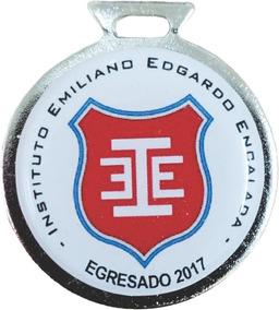 bb9e35b3de7f Medallas Egresados Personalizadas- Fin De Curso X 50 Unds