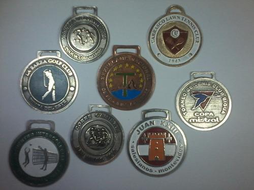medallas en fundicion