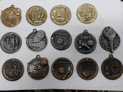 medallas medalla deportivas trofeos copas premio campeones