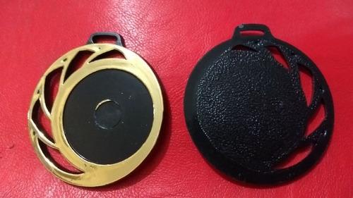 medallas plasticas souvenirs deportivas s/sticker mod.103