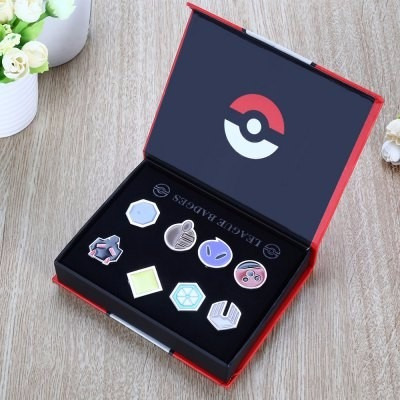 medallas pokemon, pokemon go