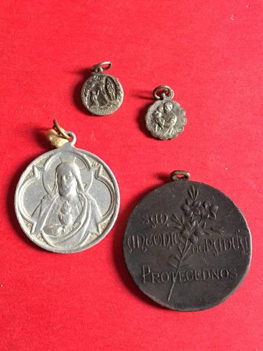 medallas religiosas, fotos, mt363
