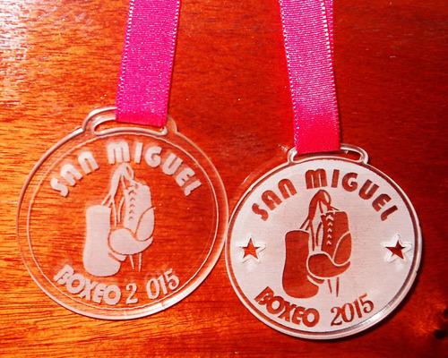 medallasc/cintatrofeos,reconocimientos, souvenir en acrilico