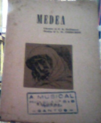 medea -libreto da ópera- f. b. hoffmann /l. m. cherubini