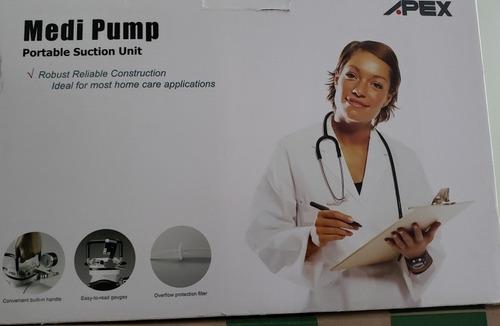 medi pump  succión de flemas