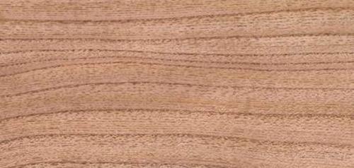 media chapa de  madera natural paraíso