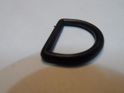 media luna plastica 20 mm o 2 cms.