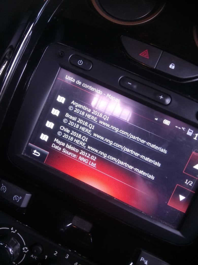 Media Nav Actualizaciones Renault