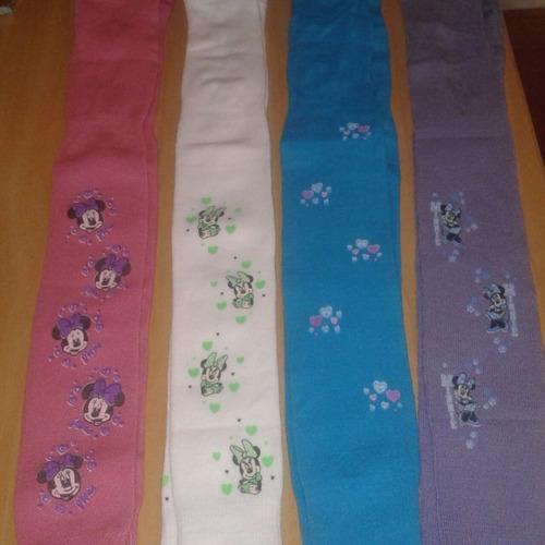 media pantalon cashmere con diseño y media colegial - niña