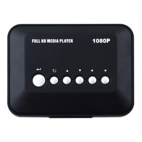 Media Player Hdmi Usb Sd Mmc H.264 Mkv Rmvb Iso 3d!