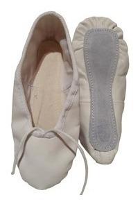 media punta zapatillas