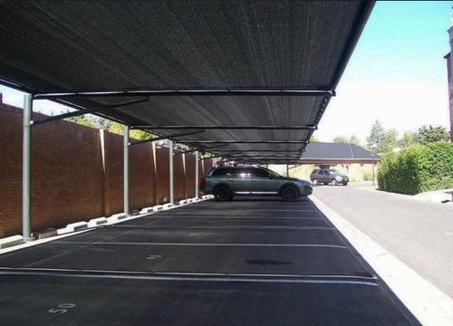 media sombra premium 99% x rollo 4,20 metros + 100 broches