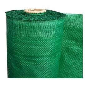 Media Sombra Rafia 100% Cerco Verde 1.50mt 100mts Rollo E