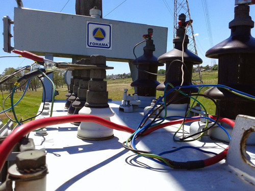 media tensión y baja tensión - mantenimiento y obras