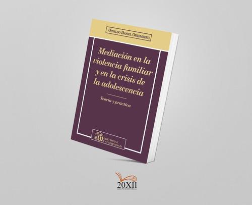 mediación en violencia familiar y en la adolescencia