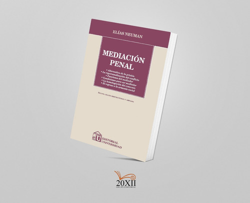 mediacion penal - dr. neuman