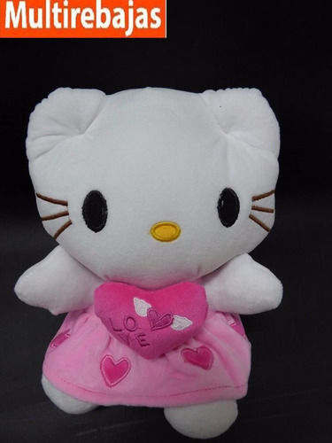 mediana hello kitty peluche