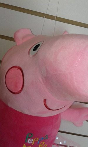 mediano peluche peppa pig