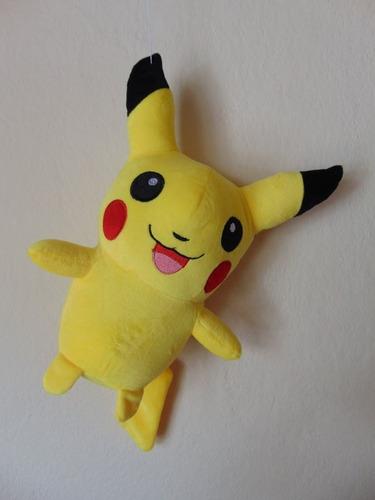 mediano peluche pikachu pokemon 40cm