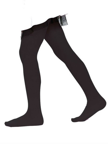 medias cancan medibacha panty nenas color negro