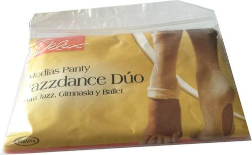 medias de ballet, danza, flamenco y jazz, excelente calidad!