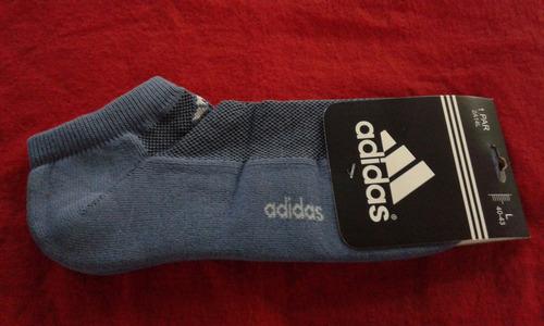 medias deportivas adidas  x 12 pares minimo original colores