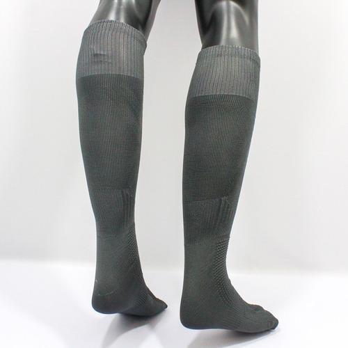 medias deportivas futbol semi profesionales - gris